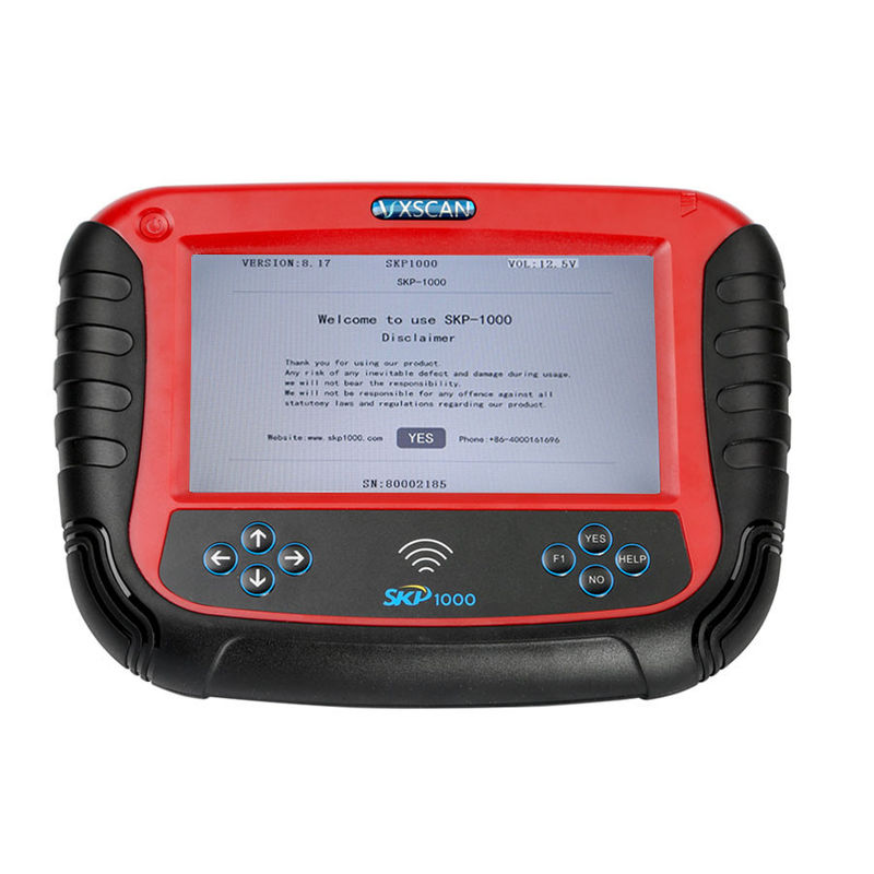 2017 SKP1000 V18.9 Tablet Car Key Programmer for All Locksmiths Perfectly Replace CI600 Plus