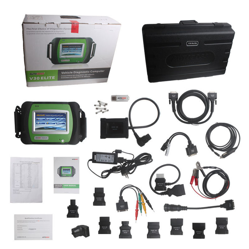 AutoBoss V30 Elite Super Scanner , Digital Auto Diagnostic Tools