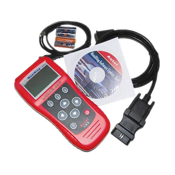 MaxiScan FR704 ABS / Airbag EOBD OBD2 Scanner Codes For Renault / Citroen