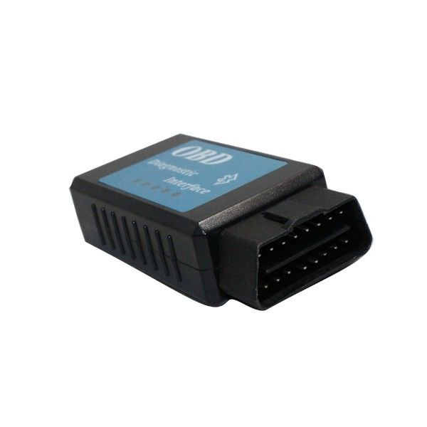 Wireless ELM327 Bluetooth Device Version CAN BUS EOBD OBDII Scan Tool